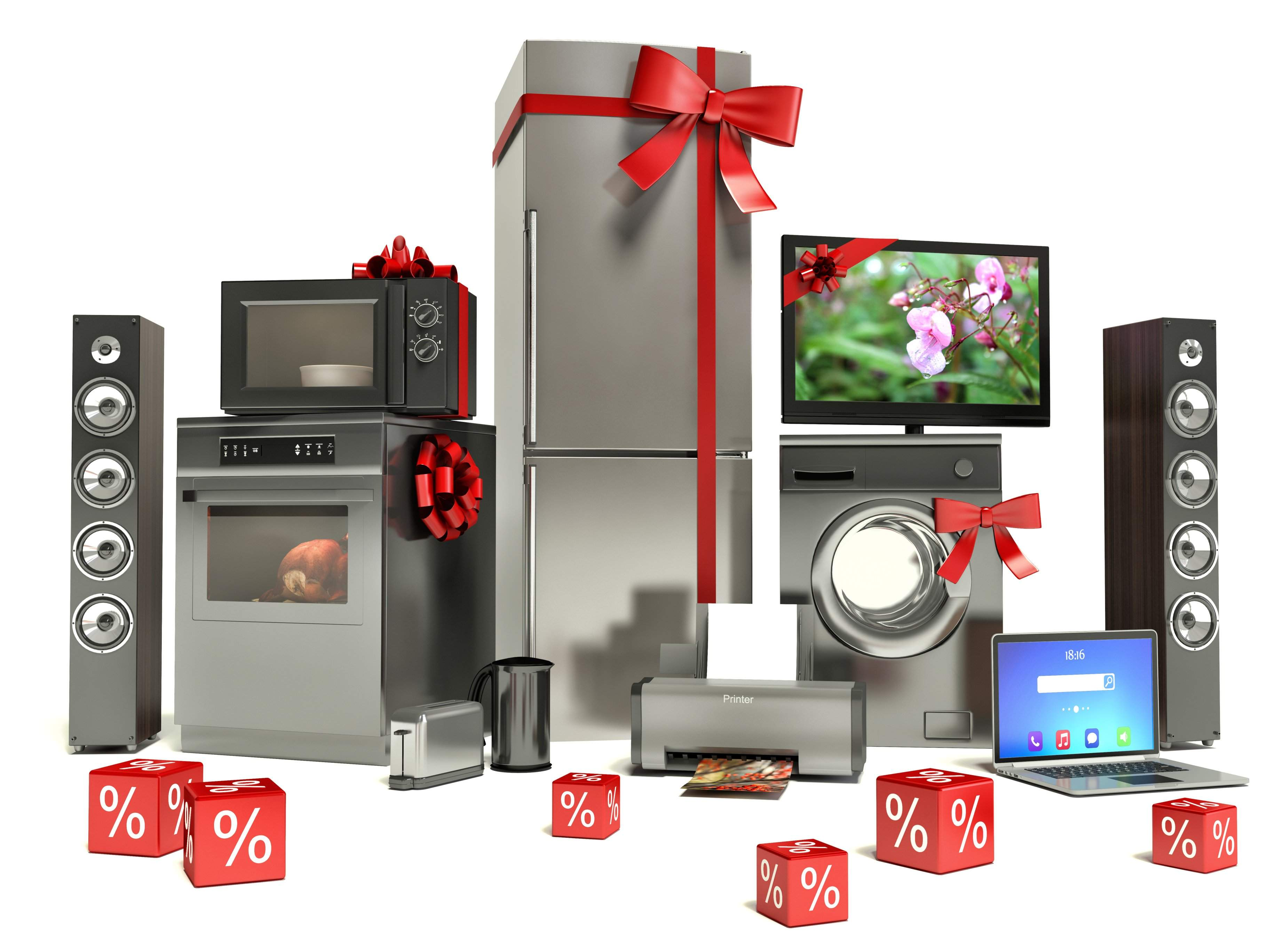 Electronics appliances for your home - All About Shopping Trends