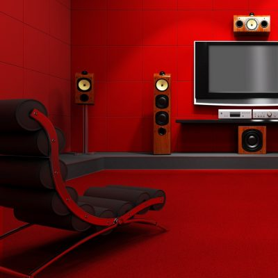 Get theater experience at your home with our home theater