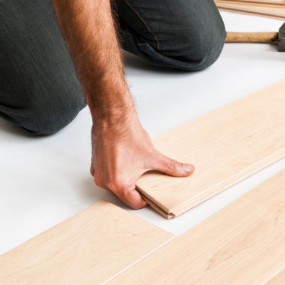 Must have to try our hardwood floor installation service